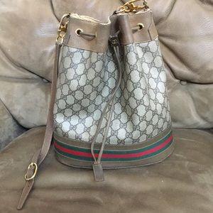 Vintage authentic Gucci handbag